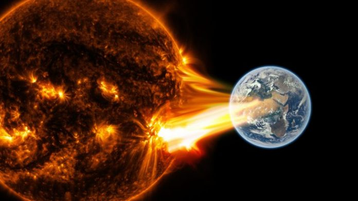 Massive Solar Storm Is So Powerful, It Could Wipe Out the Internet