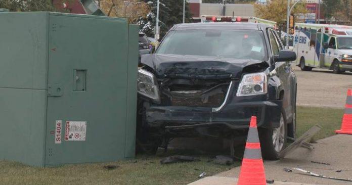 Mill Woods fatal crash: man arrested after a fatal collision
