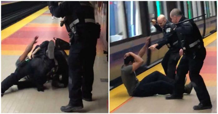 Montreal Metro beating video: STM affirms that its officers did nothing wrong