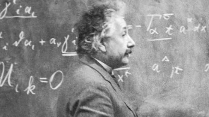 New Einstein Manuscripts unveiled by the Hebrew University of Jerusalem