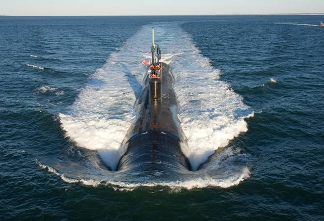Pakistan's navy claims it stopped Indian submarine (Reports)