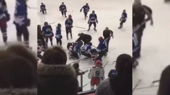 Police investigate youth hockey brawl in Mississauga (Reports)