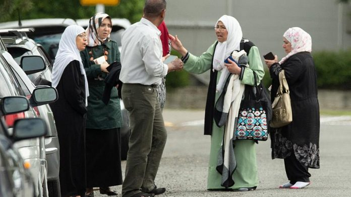 React New To Zealand Shooting: World leaders expressed condolences