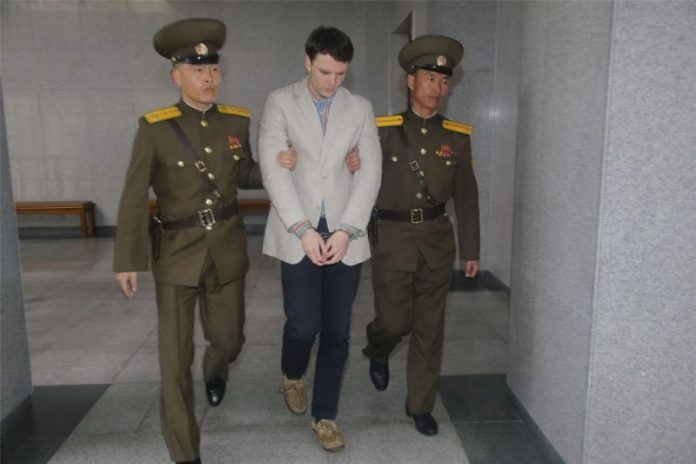 Trump Giving Kim a Pass on Warmbier Torture (Reports)