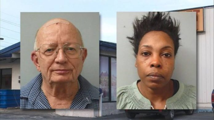 Two arrested in Alabama buffet brawl over crab legs