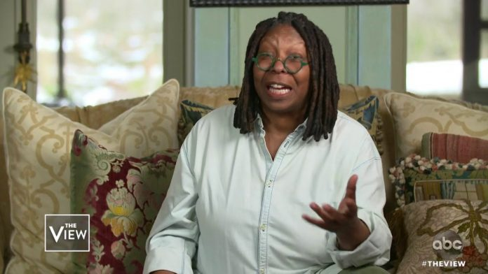 Whoopi Goldberg Shares Health Update on THE VIEW (Reports)