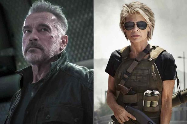 Arnold Schwarzenegger is back in new Terminator: Dark Fate (Reports)