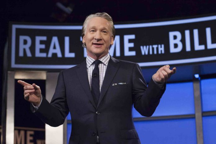 Bill Maher Defends Joe Biden In Recent Sexual Misconduct Scandal (Reports)