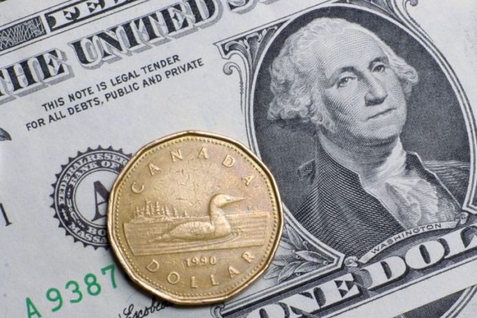 Canadian Dollar Climbs with Crude Oil, USDCAD Falls to Support (Reports)