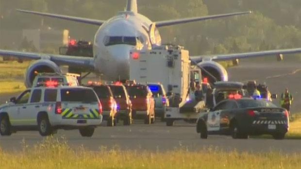 Edmonton bomb threat: employee has been charged (Reports)