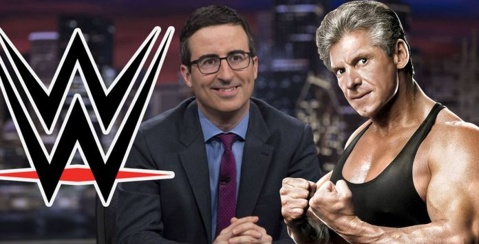 John Oliver Slams WWE Over Not Caring About Its Wrestlers' Health (Watch)