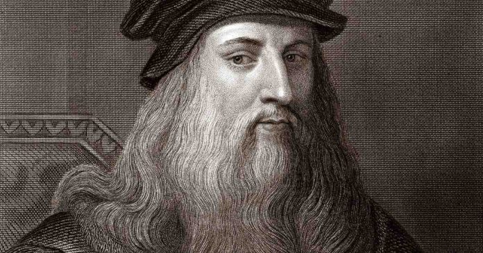 Leonardo da Vinci was ambidextrous, says new research