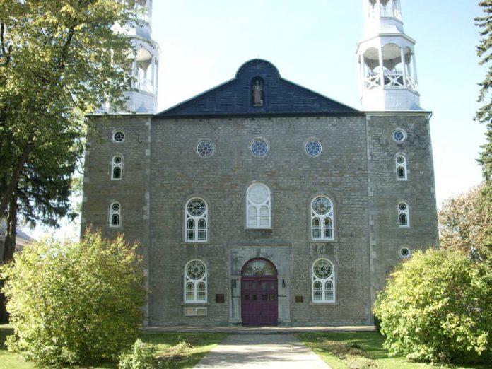 Monastery Berthierville Saved from demolition