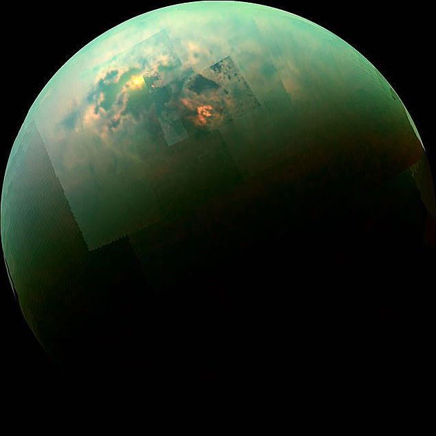 Saturn's moon Titan sports phantom hydrocarbon lakes (Reports)