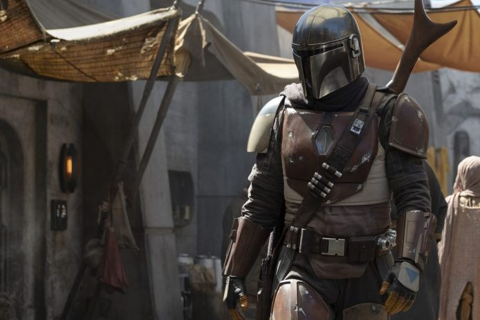 When is The Mandalorian Star Wars TV series released on Disney+? (Reports)