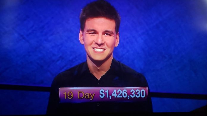 James Holzhauer dodges 'Jeopardy!' threat, wins by $18