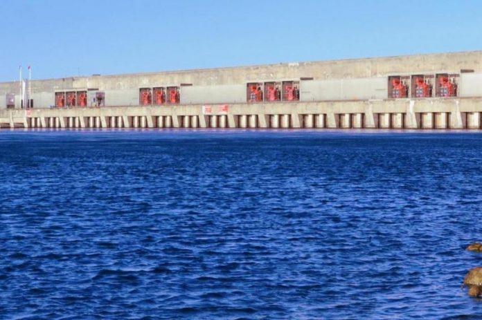 Lake Ontario rising per minute