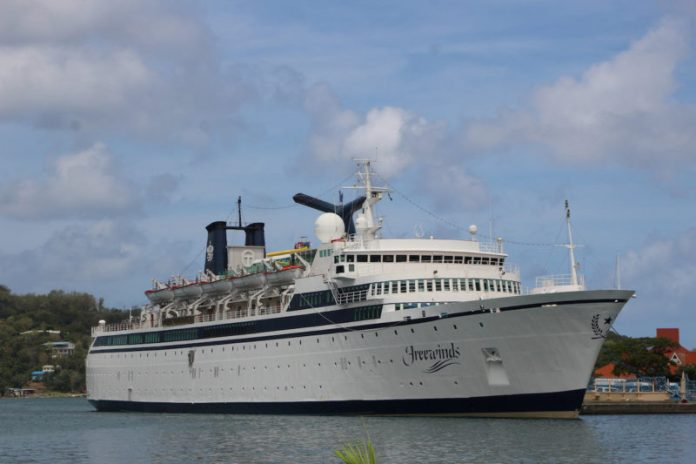 Woman Says She Was Kept on Scientology Cruise Ship (Reports)