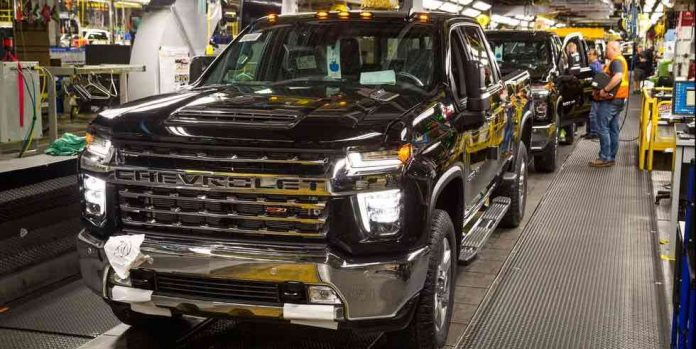 GM temporary workers full time, included 930 General Motors employees