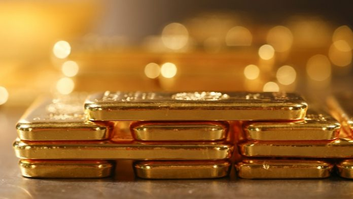Gold tops $1600 after Iran attacks spark flight to havens, Report