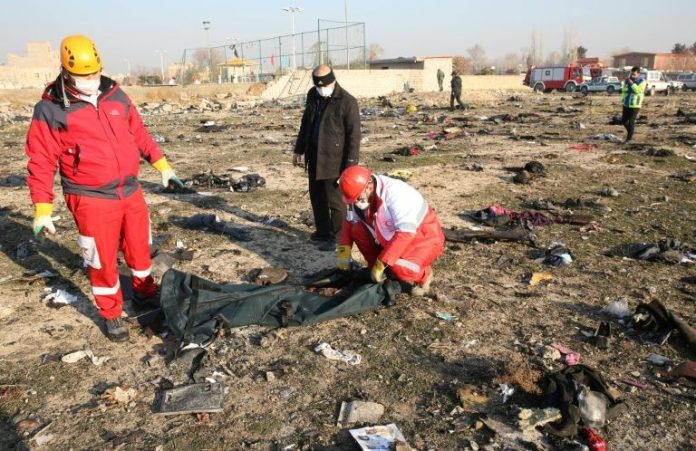 Iran black box recorders Boeing had been recovered, Report