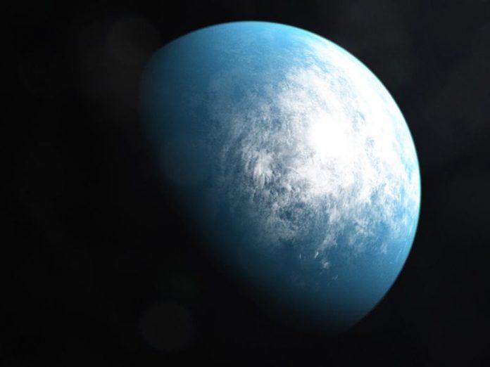 NASA TESS: Second Earth sized world in 'Goldilocks zone'