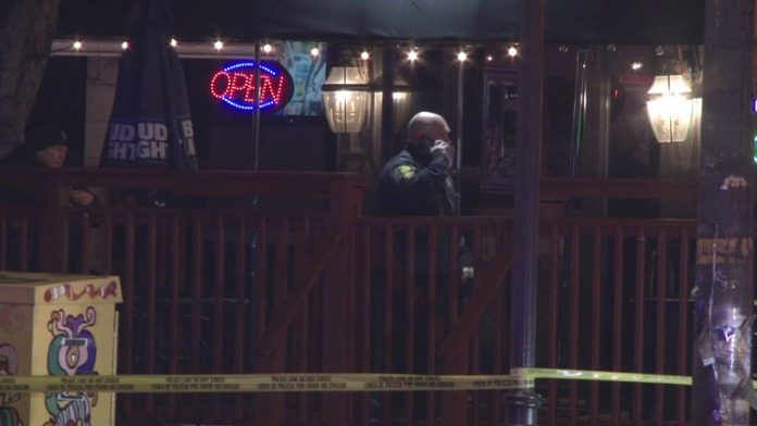 Hartford nightclub shooting: 5 shot, one dead
