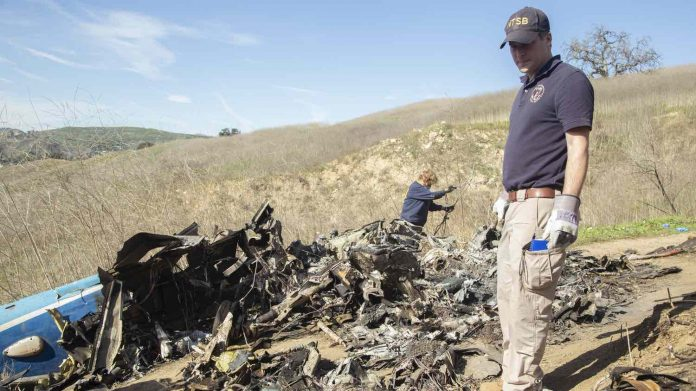 Kobe Bryant: No engine failure in helicopter crash (Reports)