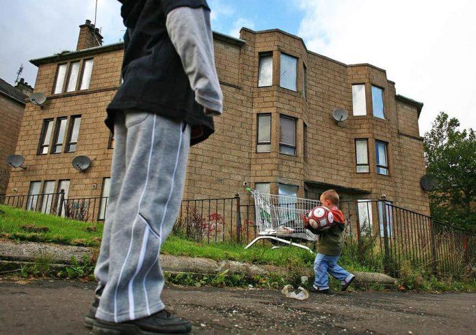 Poverty in UK: