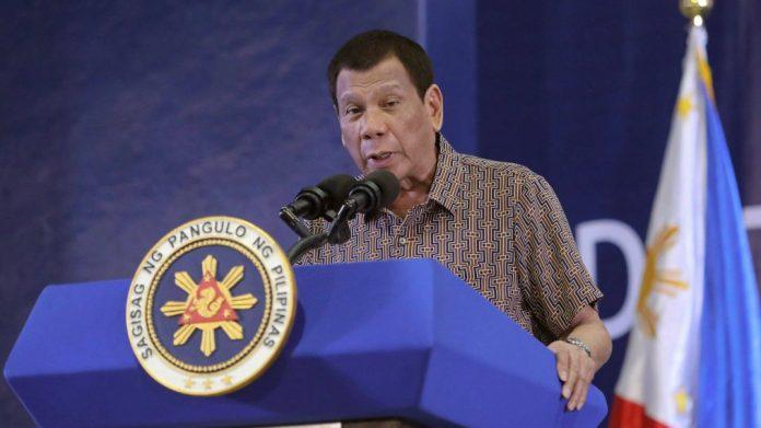 Rodrigo Duterte Moves to Cancel US Military Pact