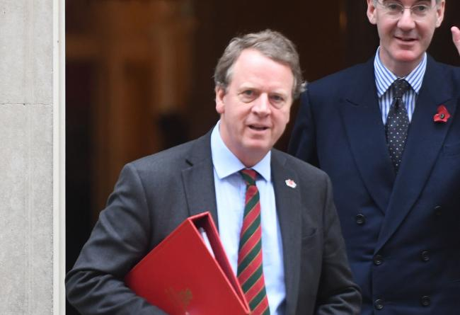 Alister Jack is third UK cabinet member to self-isolate during coronavirus