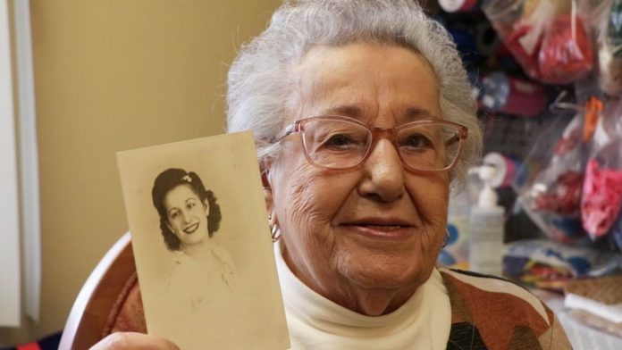 Angie Crognale: 100-year-old Leap Day baby celebrates