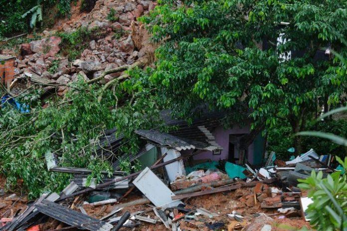 Brazil: Torrential rains kills at least 23 in Sao Paulo, Report
