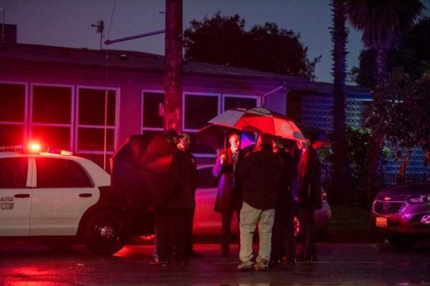 California Church Shooting: Man killed by Santa Ana police