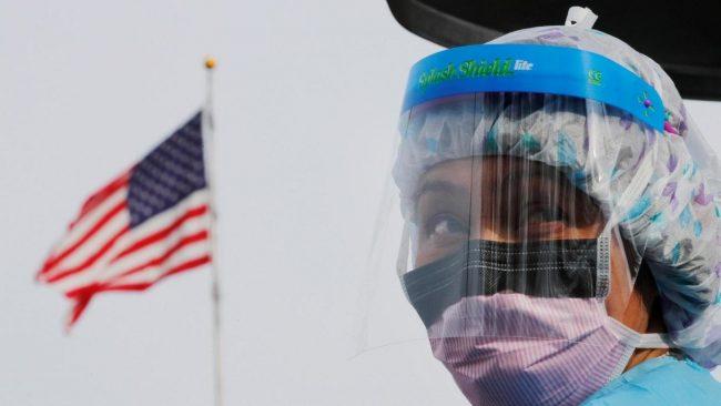 Coronavirus USA Update: Mayors report acute shortage of face masks