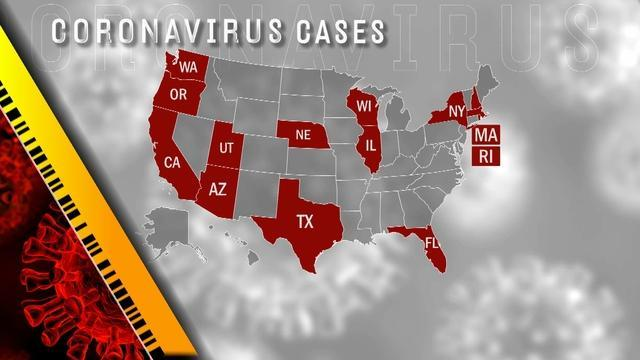 Coronavirus USA Update: The number of diagnosed cases just reached 500,000