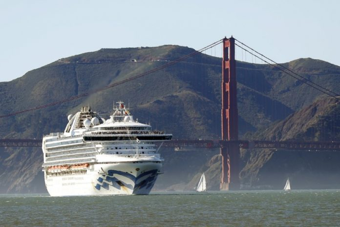 Grand Princess Cruise Ship to Dock at Port of Oakland, Report