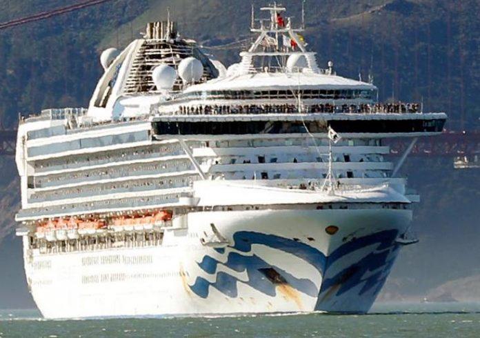 Grand Princess: Cruise ship linked to coronavirus death held off coast of San Francisco