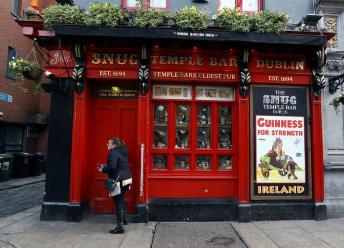 Ireland closes pubs days before St Patrick's Day, Report