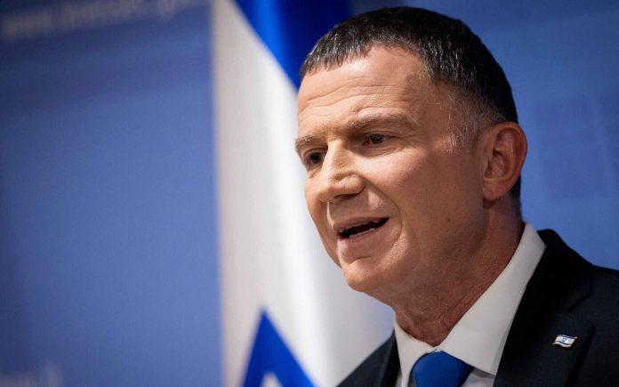Israeli parliament Yuli Edelstein quits, Easing Constitutional Turmoil