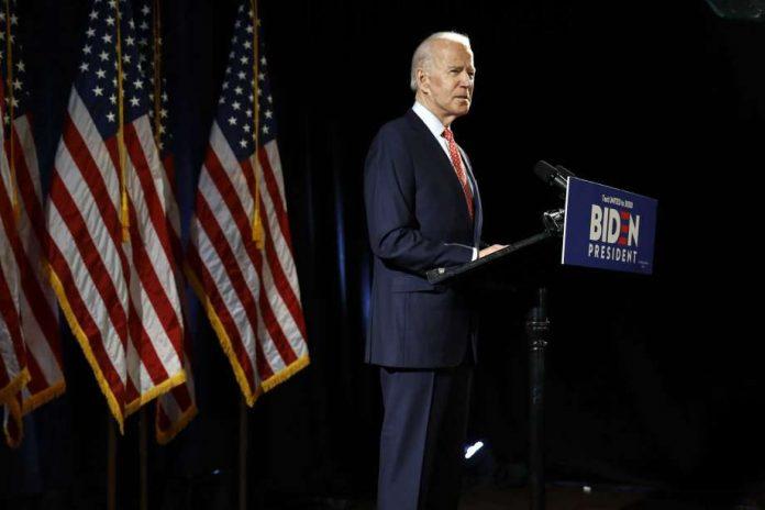 Joe Biden names new campaign manager