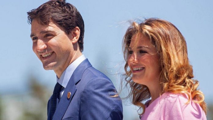 Justin Trudeau wife recovered from the novel coronavirus