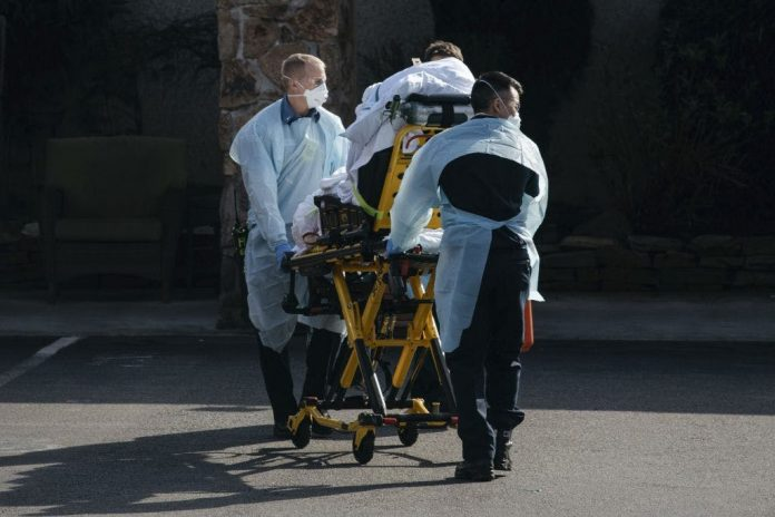 Kirkland nursing facility: 10 coronavirus cases, 2 deaths
