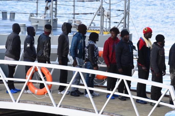 Malta rescues 112 migrants after 48-hour wait