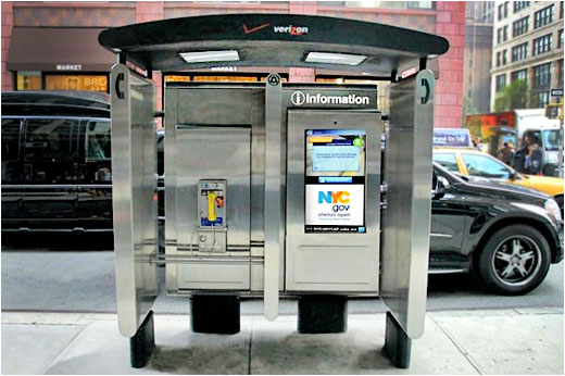 New York removing last pay phones, begin in Hell's Kitchen this month