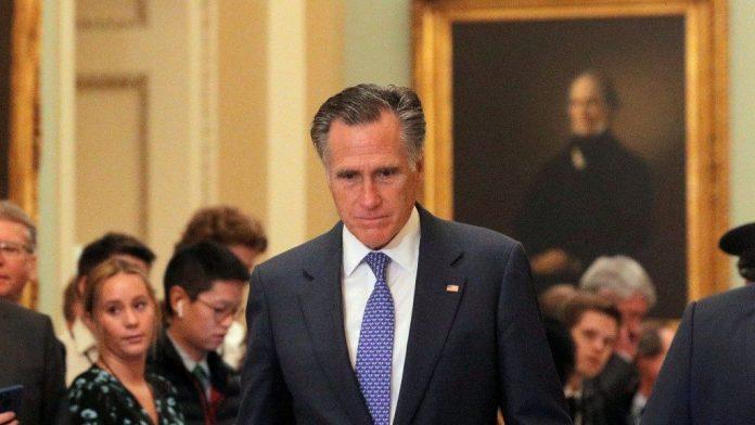 Romney: Probe into Hunter Biden appears political, Report