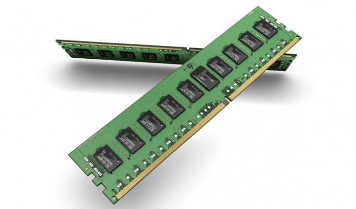 Samsung ships first million ultraviolet EUV-based DDR4 RAM modules