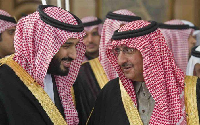 Saudi Arabia detains three royal family members, nephew in crackdown