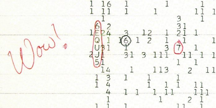 1977 Wow! signal explained after 43 years?