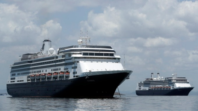 British national with Covid-19 dies on cruise ship, Report